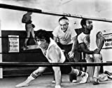 Celebrity Photos Sylvester Stallone Working Out in a