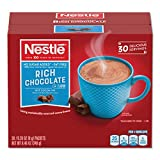 Nestle Cocoa Mix No Sugar Added 30 Count .28 Oz Packets