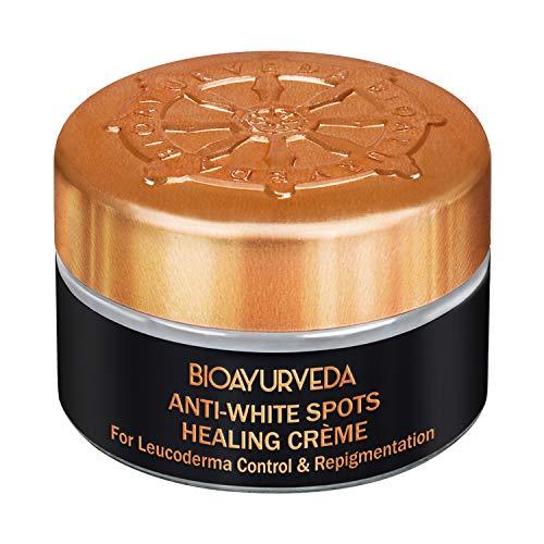 BIOAYURVEDA White Spots Healing Cream for White Patches Skin Discoloration Improve Repigmentation 20gm