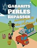 Gabarits de Perles à Repasser Instructions 3D et idées d'artisanat: Livre de modèles pour enfants avec de nombreuses idées de bricolage, de jeux et de cadeaux