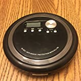 ONN Personal CD Player with FM Radio