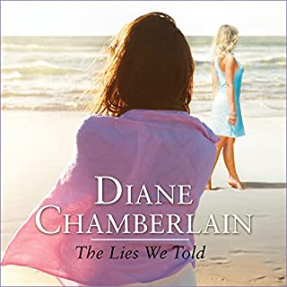 The Lies We Told                   Written by:                                                                                                                                 Diane Chamberlain                               Narrated by:                                                                                                                                 Johanna Parker                      Length: 10 hrs and 19 mins     3 ratings     Overall 3.7