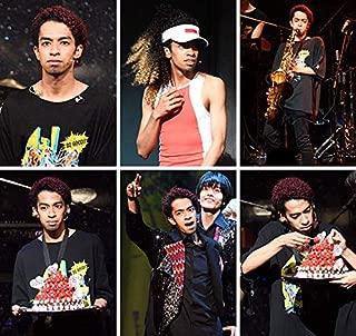 草間リチャード敬太僕らAぇgroup って言いますねん 関西凱旋公演 誕生日生写真18枚...
