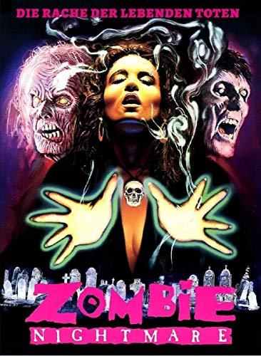 Zombie Nightmare - Uncut - Limitiertes Mediabook (+ DVD) [Blu-ray]