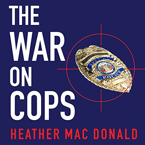 The War on Cops audiobook cover art