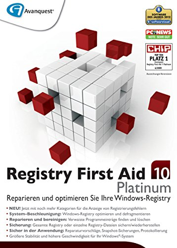 Registry First Aid 10 Platinum [Download]