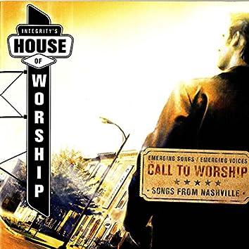 House Of Worship: Call To Worship (feat. Jan L'Ecuyer, Tony Miller, Jennifer McClendon & Mary Rose Gansel)