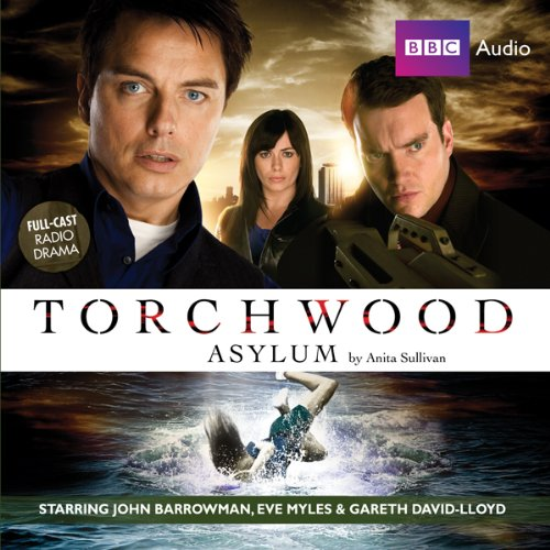 Torchwood audiobook cover art