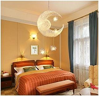 BBC Lune U0026 étoiles éclairage Plafonnier Lustre Pendentif Pour Enfant Chambre  Adultes