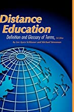 Distance Education 3rd Edition (NA)