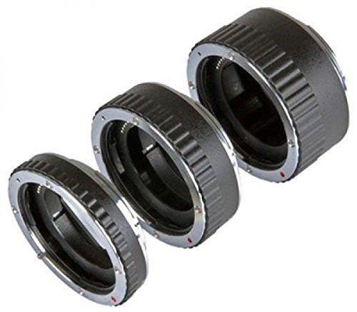 Khalia-Foto AF Autofokus Zwischenringe für Canon EOS Kameras (Metall)