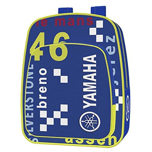 Jaimarc Yamaha Mochila, 43 x 34 x 15 cm, Color Azul Marino