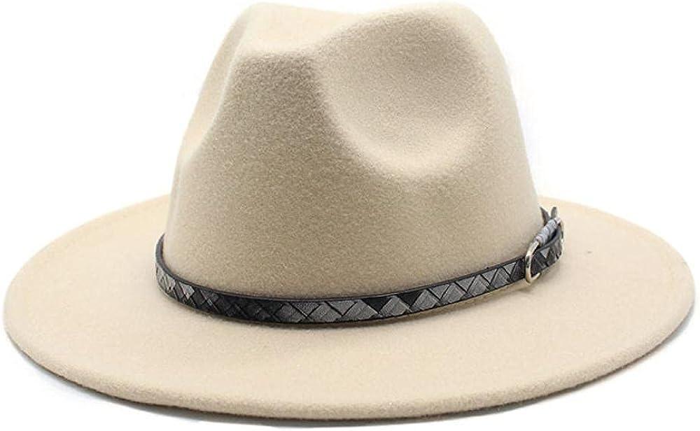 Women's Oklahoma City Mall and Men's Fedora Hat Classic Brim New Shipping Free Shipping Wide Panama Elegant Wo