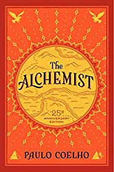 The Alchemist book (Books about travel and self discovery)
