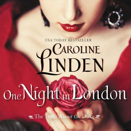 One Night in London  By  cover art