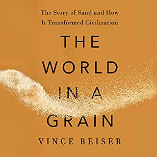 The World in a Grain audiobook cover art