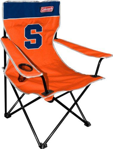 NCAA Syracuse Coleman Klappstuhl mit Tragetasche, Orange