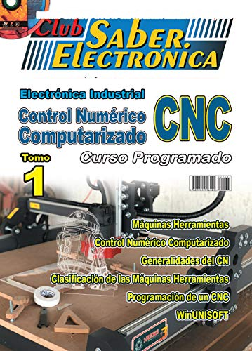 Control numérico computarizado: Club Saber Electrónica (Electronica nº 7)