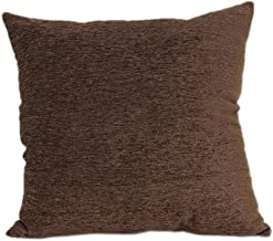 Brentwood 3438 Crown Chenille, 24x24, Chocolate