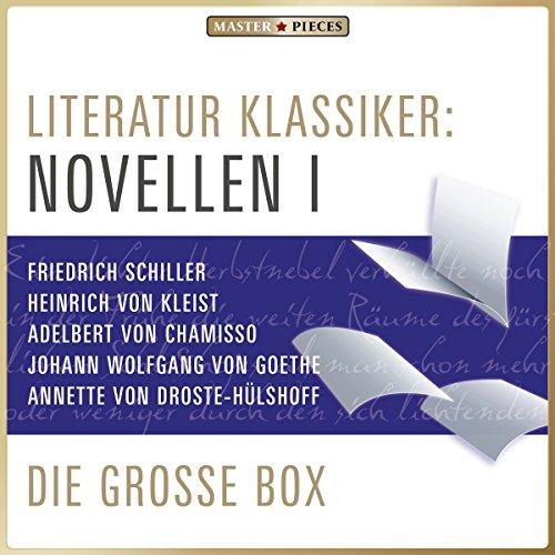 Literatur Klassiker: Novellen I Titelbild