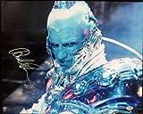 Arnold Schwarzenegger Mr. Freeze Signed Authentic 16X20 Photo PSA/DNA #J00088