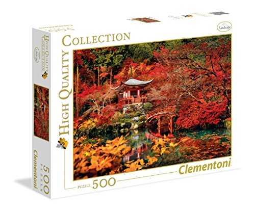 Clementoni- Orient Dream High Quality Collection Puzzle, 500 pezzi, 35035