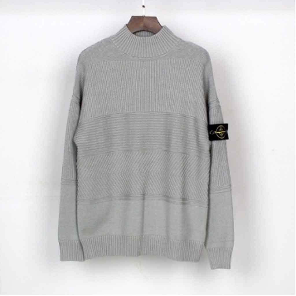 ZYING Fashion New Turtleneck Pullover Knit Sweater Beautiful and Stylish Easy to Use (Color : XL Code)