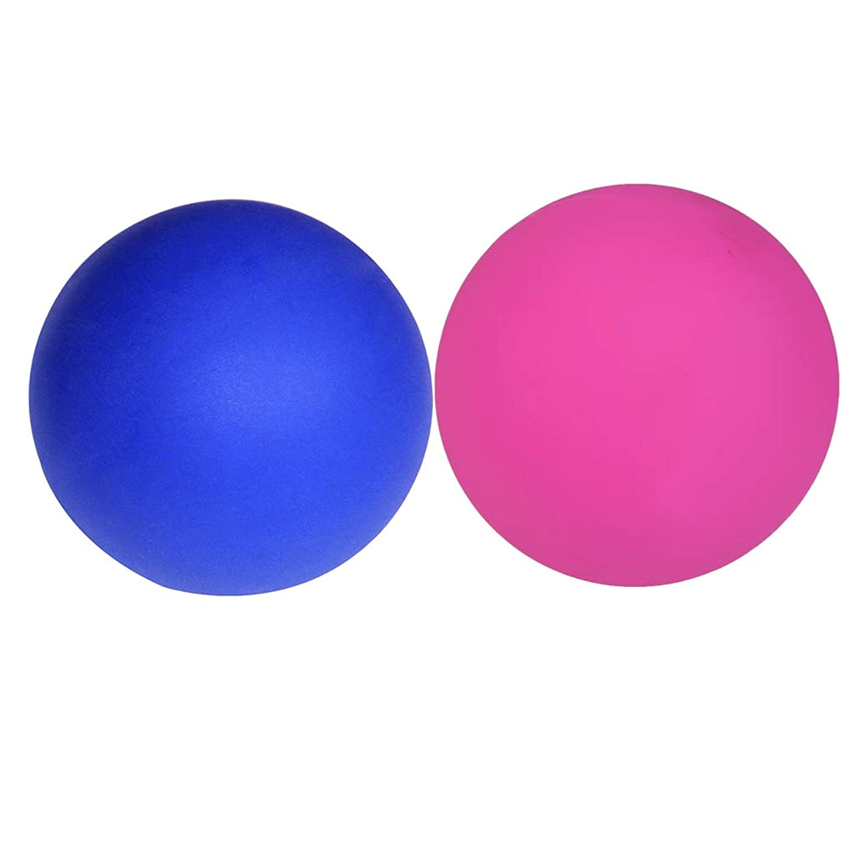数ソーシャル支配的KESOTO 2個 ラクロスマッサージボール マッサージ マッサージャー ボール リリース ポイントマッサージ