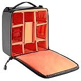 Neewer Impermeable A prueba de golpes Flexible Cámara partición acolchado bolsa para SLR DSLR inserte protección asa...