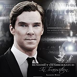 『Benedict Cumberbatch, in Transition』のカバーアート