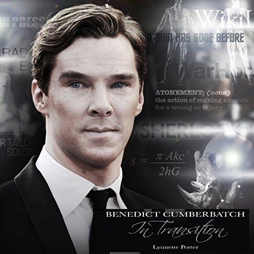 Benedict Cumberbatch, in Transition audiobook cover art