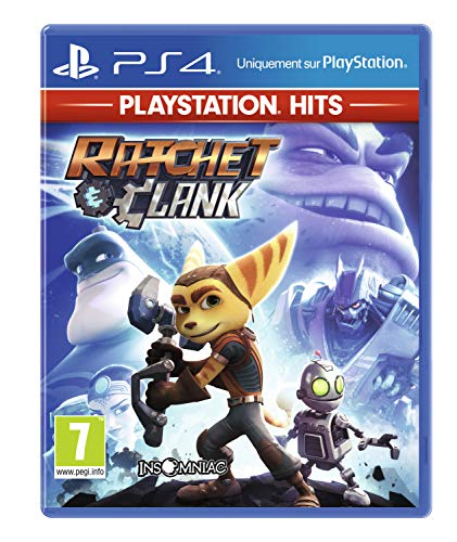 Ratchet & Clank - PlayStation Hits, Version physique, En français, 1 Joueur
