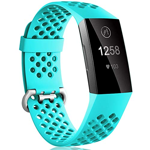 Pulseras Fitbit Charge 3 Mujer Marca Dirrelo