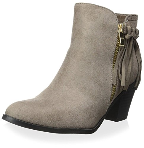 Bucco Women's Farruh Boot, Taupe, 6.5 M US