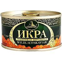 Caviar rojo de salmon 140gr.