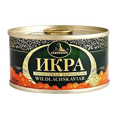 Caviar rojo de salmon 140gr