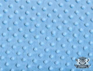 Minky Dimple Dot Blanket Fabric 60