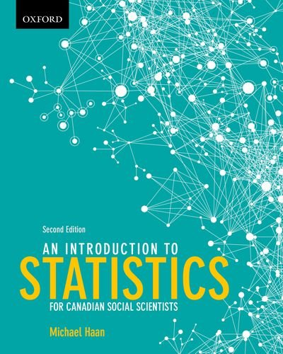 An Introduction to Statistics for Canadian Social Scientists