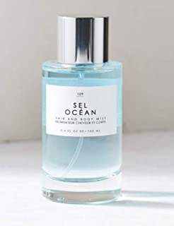 Gourmand Sel Ocean Hair + Body Mist 3.4 Fl.Oz! Blend Of Honeysuckle, Muguet And Pink sea salt! Perfumed Hair & Body Mist F...