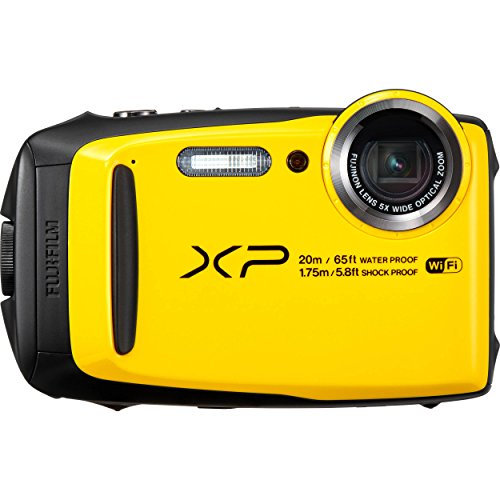 Fujifilm FinePix XP120 Fotocamera Digitale, Sensore CMOS da 16MP,...
