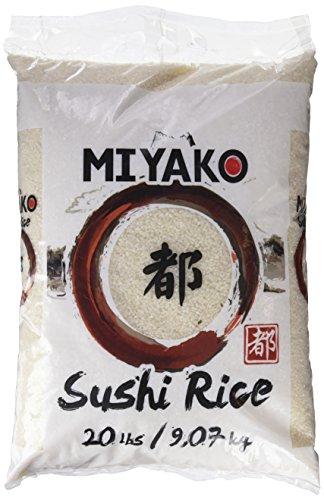 Miyako Arroz Para Sushi, Grano Redondo - 9007 gr
