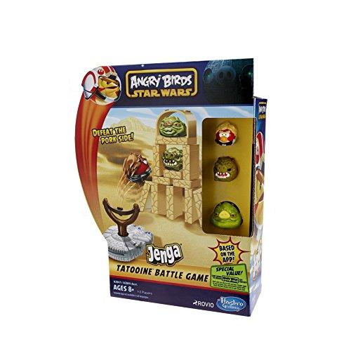 Star Wars Angry Birds Jenga - Juego con Honda, diseño de Angry Birds