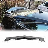 LY-QCYP Se Adapta a Cadillac CTS Coupe Spoiler 2011-2014 Alerón Trasero de Fibra de Carbono para Tapa de Maletero