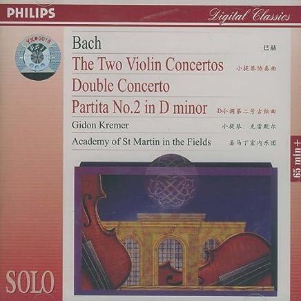 巴赫:小提琴协奏曲(454 128-2)(CD)