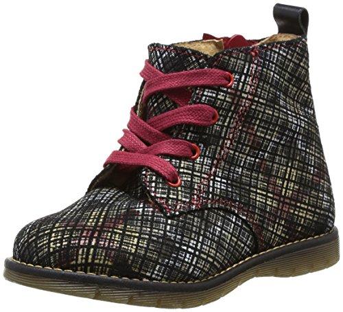 Minibel Hedoc, Chaussures de Ville Fille - Multicolore (141), 20 EU (4 UK) (5 US)