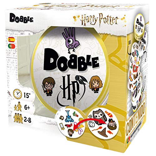 Zygomatic DOBHP01ESPT- Dobble Harry Potter, color/modelo surtido