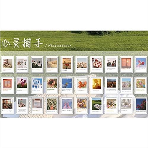 PMSMT 60 unids/Lote de Pegatinas de papelería Kawaii, planificador Diario de ensueño, Pegatinas Decorativas para móvil, álbum de Recortes, Pegatinas artesanales DIY
