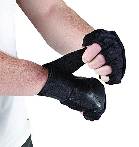 ProForm PFI5600L13 Guante de Fitness Talla L, Adultos Unisex, Negro