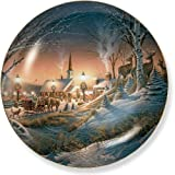 Wild Wings Night On The Town Collector Plate by Terry Redlin