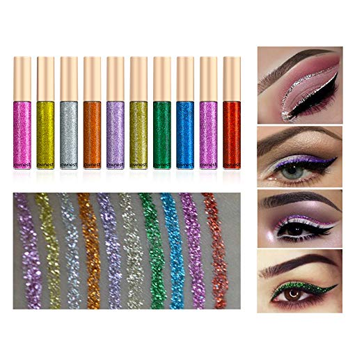 Freeorr Glitter Eyeliner